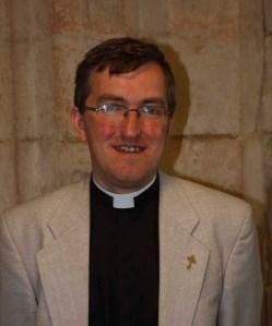 PARISH PRIESTFr Gary Ecclestone SSC