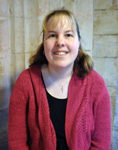 PCC MEMBER & YOUNG FAMILIES' MINISTRYRachael Edwards