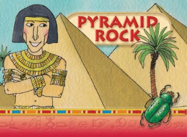 Pyramind Rock
