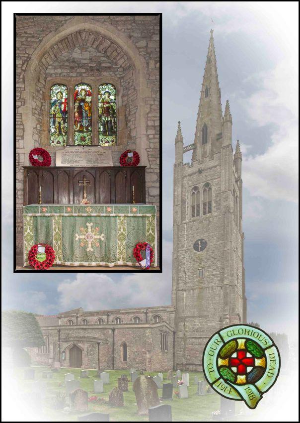 St James Hanslope War Memorial (3)