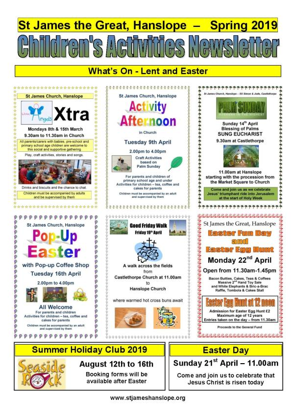 Children s Activities Newsletter Spring 2019-page-001 (2)