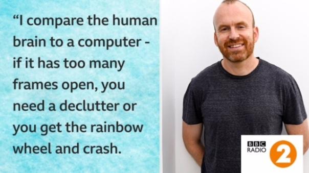 Computer brain clutter