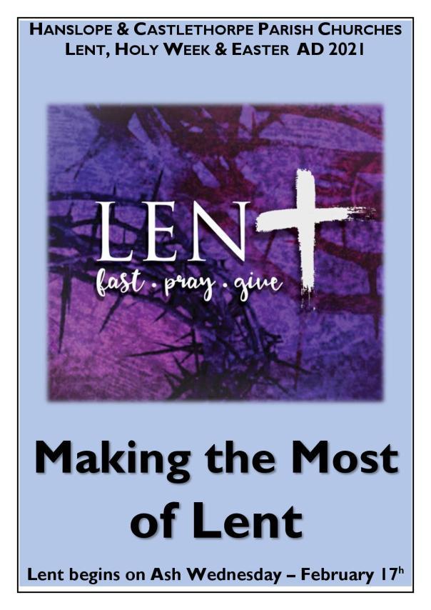 Lent Leaflet 2021 final 1